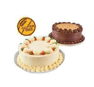 GLUTEN FREE CAKES DAWN